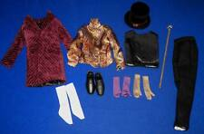 """Willy Wonka Outfit Only Tonner Fits 17"""" Andy Mills Matt O'Neill Loose Mint!"""