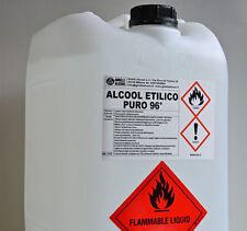 10.000ml Trinkalkohol, Ethanol, Weingeist zur Likör Herstellung 96%