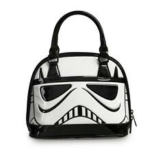 Loungefly Star Wars Stormtrooper Patent Mini Dome Bag