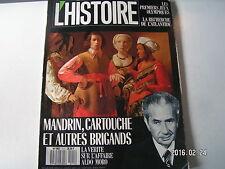 **a L'histoire n°111 Les deux morts d'Aldo Moro / Vieux guerriers au Moyen age