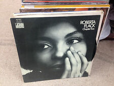 Roberta Flack Chapter Two vinyl LP GERMAN Pressing 1971 Atlantic Records