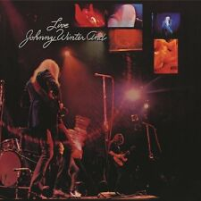 JOHNNY WINTER - LIVE - CD SIGILLATO 2013