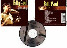 """BILLY PAUL """"Your Song"""" (CD) 2004"""