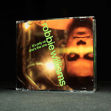 Robbie Williams - It's Solo Us / She's The Uno - musica cd EP