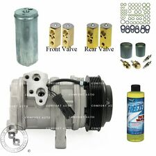 A/C Compressor & Drier KIT Fits: 2004 - 2007 Dodge Durango V6 3.7L & V8 4.7L