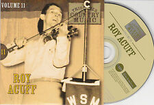 CD CARDSLEEVE 25T ROY ACUFF BEST OF 2002 LES TRIOMPHES DE LA COUNTRY