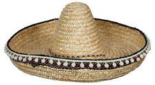 Deluxe Sombrero Mexicano Sombrero Western Adulto Sofisticado Vestido Traje Accesorio 9109