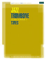 ABRSM Jazz Trombone Tunes Level/Grade 1 (Part, Score & CD) AB3137