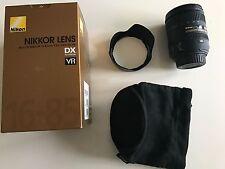 Nikon Nikkor 16-85mm f/3.5-5.6 AF-S VR DX L ED Lens
