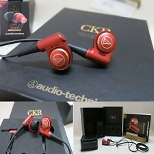 ATH CKR7 LTD Inner Ear Headphones Earphones Headset