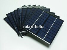 1PC 2W 9V Mini Solar Panel Module System Solar Epoxy Cells Charger Brand New