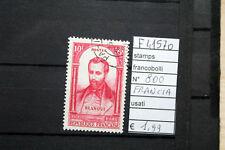 FRANCOBOLLI FRANCIA USATI N°800 (F41570)