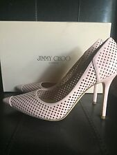 Jimmy Choo Abel Pumps 37.5 7.5