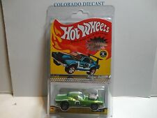 Hot Wheels Red Line Club Neo Classics Green Rodger Dodger