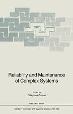Reliability and Maintenance of Complex Systems (Nato ASI Subseries F:)-ExLibrary