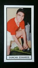 MANCHESTER UNITED - DUNCAN EDWARDS - Memory Lane UK trade card