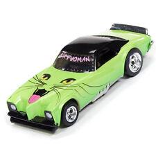 Autoworld Pontiac Grand Am Funny Car Catwoman 4Gear R15 HO Slot AFX AW SC295