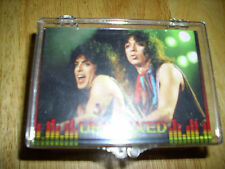KISS-SET OF 2009 PRESS PASS 360 CARDS 1-90 GREAT CONDITION.IN PLASTIC BOX.