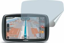 TomTom Trucker 6000 (2x) CrystalClear LCD screen guard protector de pantalla