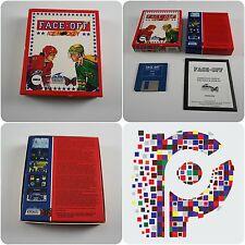 FACE Off krisalis un gioco per il computer Commodore AMIGA Testato & Lavoro in buonissima condizione
