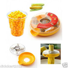 Creative One-step Corn Kerneler Peeler