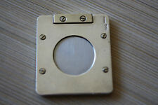 MINT Vintage Cigar Cutter 925 Solid Sterling Silver, Hallmarked possibly cartier