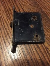 Skeleton Key Latch And Lock Assembly With No Key Vintage