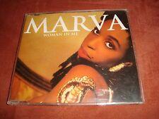 MARVA - Women in me  (Maxi-CD)