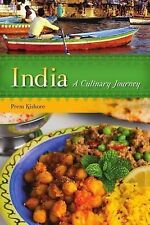 India: A Culinary Journey (The Hippocrene Cookbook Library), Kishore, Prem, Very