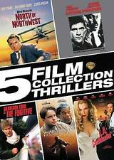 5 Film Collection Thrillers DVD North by Northwest/Lethal Weapon/The Fugitive