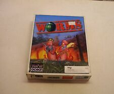 Worms by Ocean and Team 17 for Commodore Amiga -