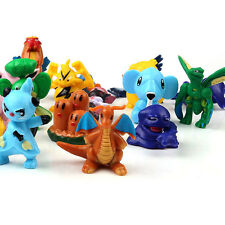 24pcs Mixed Lots Pokemon Mini Figures Kids Child Baby Toy Random 2-3cm in height