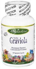 Paradise Herbs, Brasiliano Graviola, x60Vcaps - PRIMA 2PM
