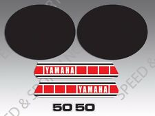 YAMAHA 1980 YZ50 YZ 50 DECAL GRAPHIC KIT SET EUROPEAN TANK COLORATION AUSTRALIA