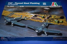 Italeri 1327 - PSP - Pierced Steel Planking and Accessories  scala 1/72