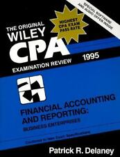 Wiley CPA Examination Review, Financial Accounting and Reporting: Business Enter
