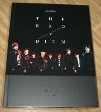EXO EXOPLANET #3 THE EXO'rDIUM CONCERT GOODS PHOTOBOOK BROCHURE NEW