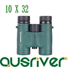 Celestron Nature DX 10x32 Binoculars BAK-4 Professional Bird Watching Gift 71331