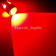 ~2x 7443 7440 T20 12V - 24V CREE CANBUS RED 5-SMD LED TAIL BRAKE LIGHTS BULBS