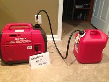 EXTENDED FUEL KIT w/ 5 gallon tank for HONDA GENERATOR