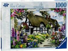 Ravensburger 15585 Country Cottage Collection Rose Cottage 1000pc Jigsaw Puzzle