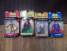 DC Direct 1st Appearance Action Figures Series 1, Robin, Superman, Green Lantern