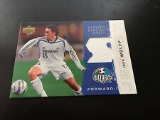 Upper Deck MLS 2006 Josh Wolff Jersey Card JE-JW
