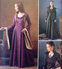 Simplicity 1137 GAME OF THRONES LOTR FANTASY sz 6-14 Costume Sewing Pattern
