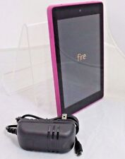 Amazon Kindle Fire HD 6, (4th Gen) 8GB, Wi-Fi, 6in - Magenta, 10-3C