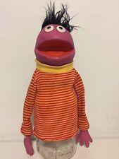 1972 ROOSEVELT FRANKLIN Sesame Street Jim Henson Muppet puppet RARE