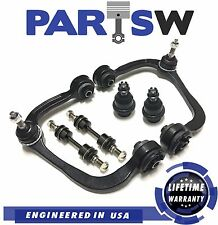 6 Pc New Suspension Kit for Ford Expedition F-150 Lincoln Navigator Control Arms