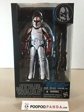 "Star Wars Black Series Clone Trooper Captain 6"" Action Figure In Stock USA"