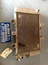 Radiator For A 2003 Predator 500 Part Number 1240130
