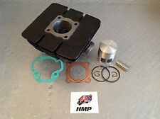 YAMAHA RD50MX RD50 M AIR COOLED CYLINDER BARREL & PISTON BIG BORE KIT